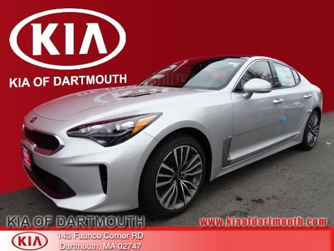 New 2018 Kia Stinger Premium Hatchback For Sale/Lease Dartmouth, MA