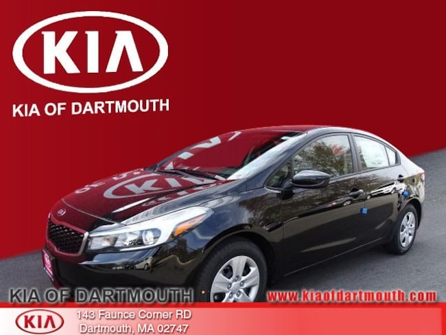 New 2018 Kia Forte LX Sedan For Sale/Lease Dartmouth, MA