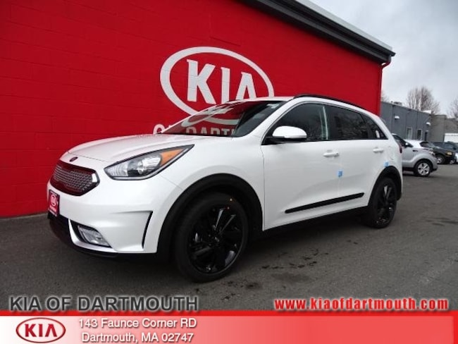 Kia Niro Lease >> New 2019 Kia Niro Ex For Sale Lease Dartmouth Ma Stock 5118k