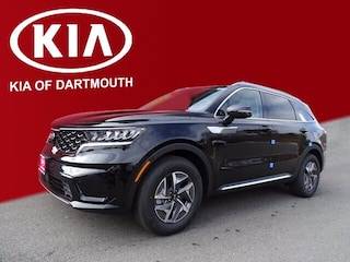 New 2021 Kia Sorento Hybrid EX SUV For Sale in Dartmouth, MA