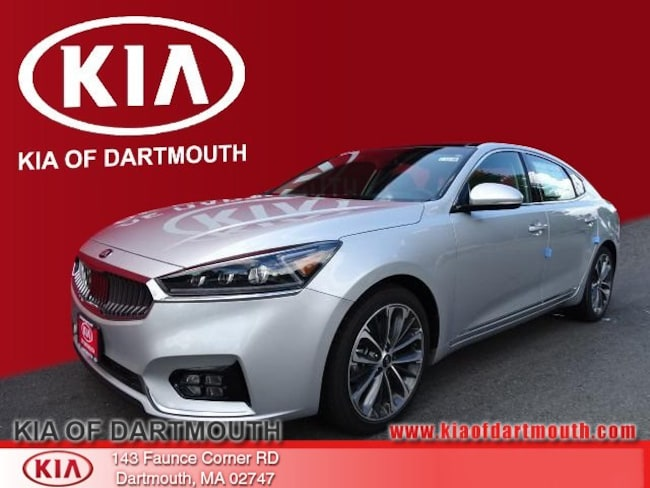 New 2018 Kia Cadenza Technology Sedan For Sale/Lease Dartmouth, MA