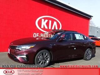 New 2019 Kia Optima LX Sedan For Sale in Dartmouth, MA