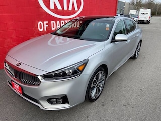 Used 2017 Kia Cadenza Technology Sedan For Sale in Dartmouth, MA