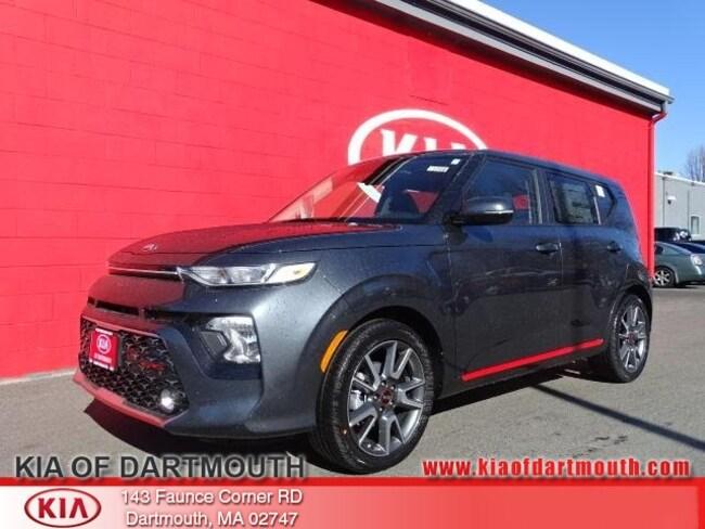 New 2020 Kia Soul GT-Line Wagon For Sale/Lease Dartmouth, MA