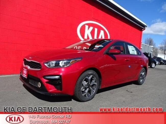 New 2019 Kia Forte LXS Sedan For Sale/Lease Dartmouth, MA