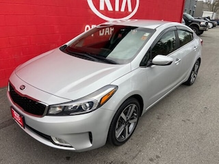 Used 2018 Kia Forte EX Sedan For Sale in Dartmouth, MA