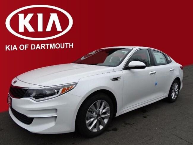 New 2018 Kia Optima LX Sedan For Sale/Lease Dartmouth, MA