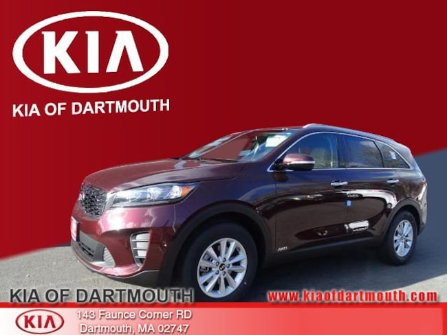 New 2019 Kia Sorento LX SUV For Sale/Lease Dartmouth, MA