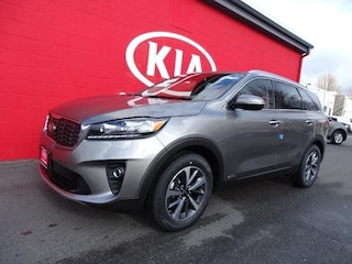 New 2019 Kia Sorento EX SUV For Sale in Dartmouth, MA