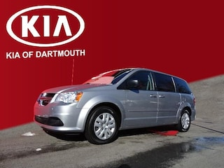 Used 2014 Dodge Grand Caravan SE Van For Sale in Dartmouth, MA