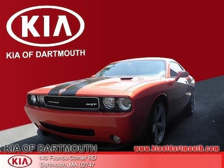 2008 Dodge Challenger SRT8 Coupe For Sale in Dartmouth, MA