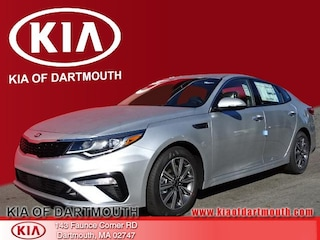 New 2019 Kia Optima EX Sedan For Sale in Dartmouth, MA