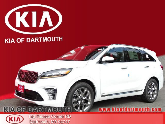 2019 Kia Sorento SX Limited V6 SUV For Sale Near Swansea, MA