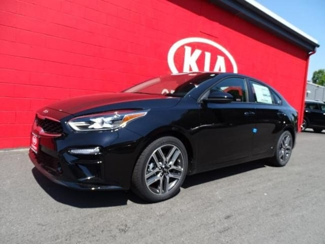 New 2019 Kia Forte S Sedan For Sale/Lease Dartmouth, MA