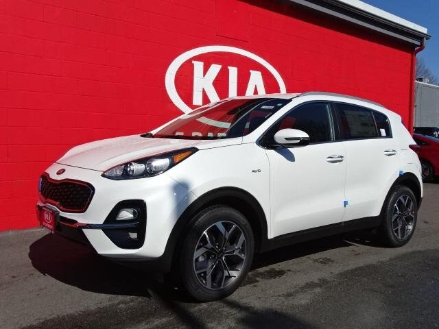 2020 Kia Sportage SUV