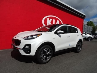 New 2020 Kia Sportage EX SUV For Sale in Dartmouth, MA