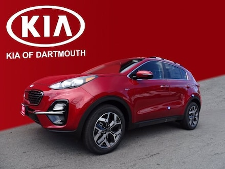 2021 Kia Sportage EX SUV For Sale Near Swansea, MA