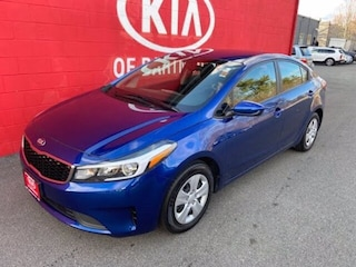 Used 2018 Kia Forte LX Sedan For Sale in Dartmouth, MA