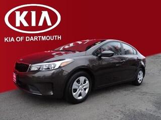 Used 2018 Kia Forte LX Sedan For Sale in Dartmouth, MA