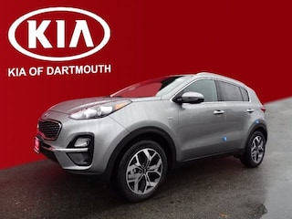 New 2021 Kia Sportage EX SUV For Sale in Dartmouth, MA