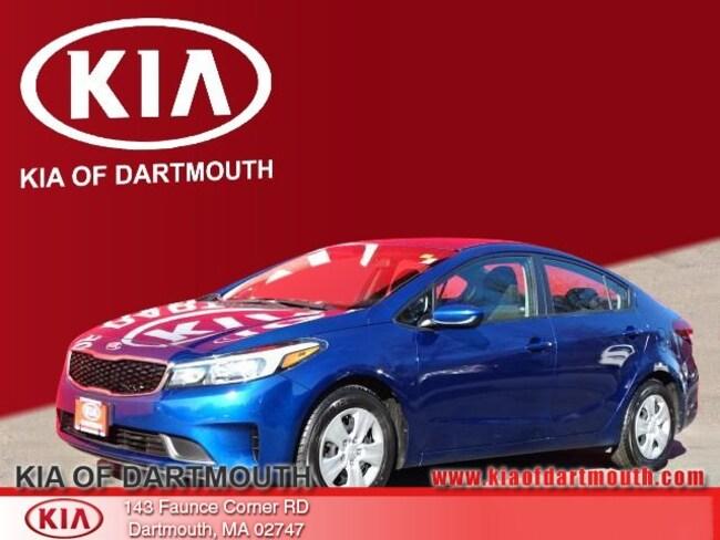 Used 2017 Kia Forte LX Sedan For Sale Dartmouth, MA