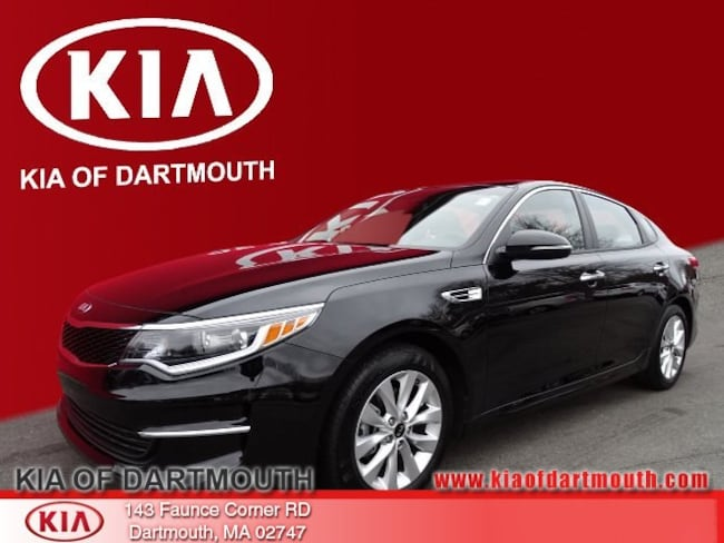 Used 2018 Kia Optima LX Sedan For Sale Dartmouth, MA