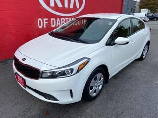 Used 2017 Kia Forte LX Sedan For Sale in Dartmouth, MA