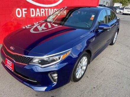 2018 Kia Optima S Sedan For Sale in Dartmouth, MA