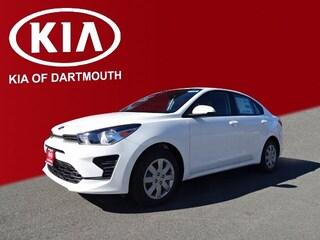 New 2021 Kia Rio LX Sedan For Sale in Dartmouth, MA