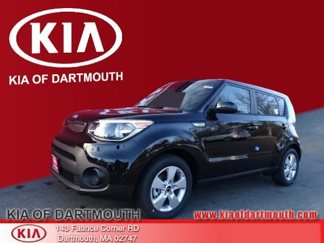 New 2019 Kia Soul Base Wagon For Sale/Lease Dartmouth, MA