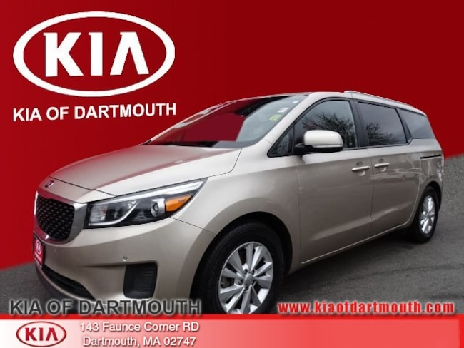 Used 2017 Kia Sedona LX Van Passenger Van For Sale Dartmouth, MA