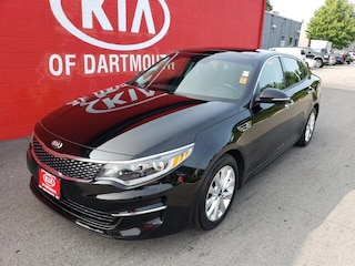 Used 2018 Kia Optima EX Sedan For Sale in Dartmouth, MA