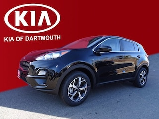 New 2021 Kia Sportage LX SUV For Sale in Dartmouth, MA