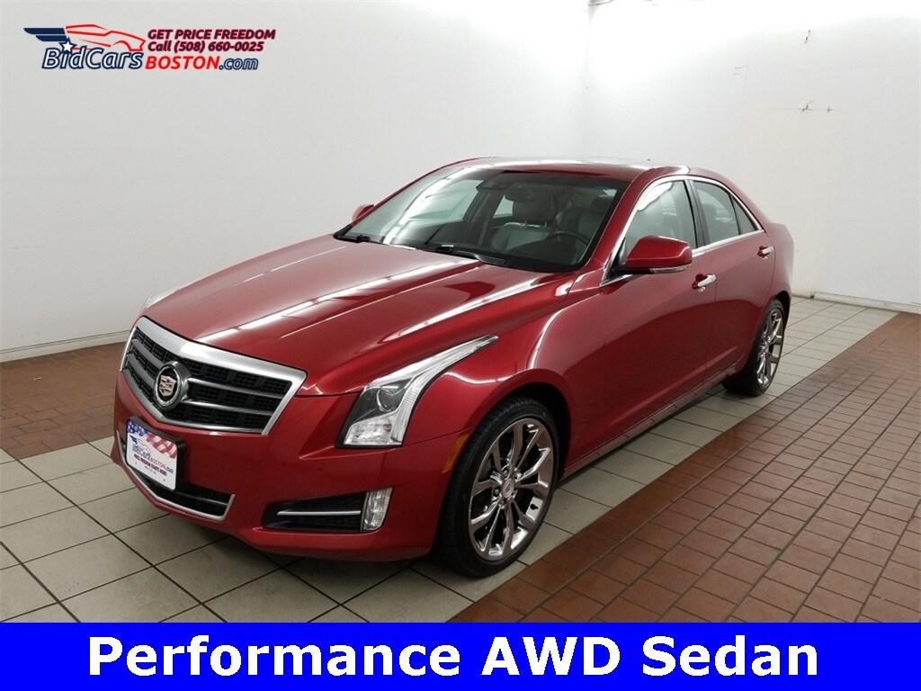2013 Cadillac Ats 2.0 L Turbo >> Used 2013 Cadillac Ats For Sale Walpole Ma877 970 0072