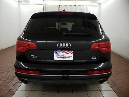 Used 2011 Audi Q7 For Sale | Walpole MA(508) 660-0025