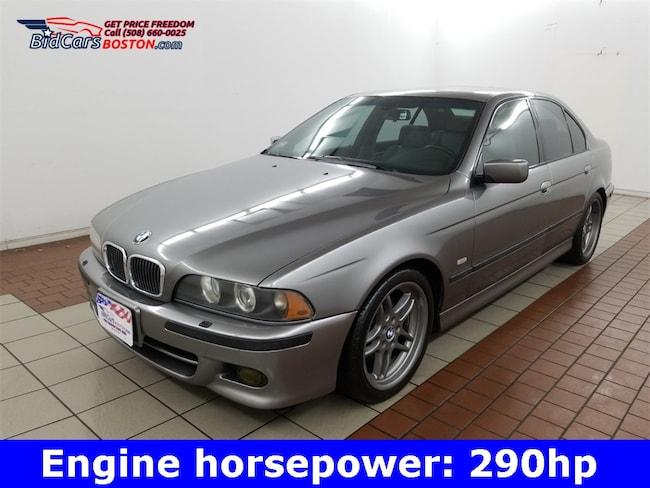 2003 BMW 540iA Sedan