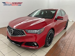 2019 Acura TLX 3.5L Tech & A-Spec  Sedan