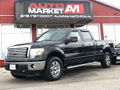 2011 Ford F-150 XLT, 4X4, WE APPROVE ALL CREDIT Truck
