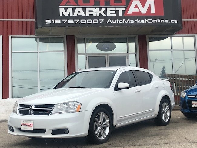 2013 Dodge Avenger CERTIFIED, SXT, Alloys, WE APPROVE ALL CREDIT Sedan