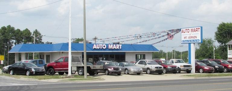 Mt Vernon Car Dealerships >> Auto Mart Of Mount Vernon New Dealership In Mount Vernon Il
