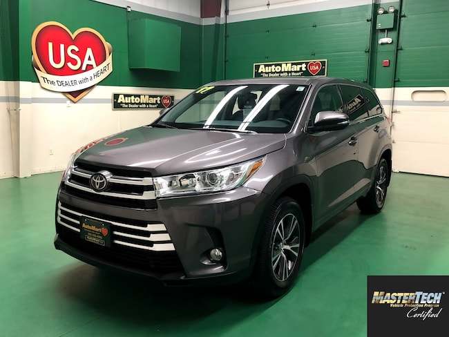 2017 Toyota Highlander LE Plus AWD **CERTIFIED** SUV