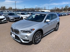 Certified Used 2017 BMW X1 xDrive28i SAV Burlington, Vermont