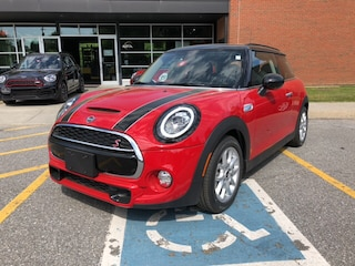 New 2019 MINI Hardtop 2 Door Cooper S Hatchback in Shelburne, VT