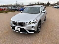 Used 2018 BMW X1 xDrive28i SAV Burlington, Vermont