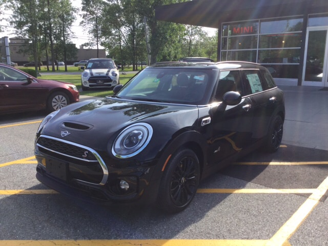Featured new 2019 MINI Clubman Cooper S Wagon for sale in Shelburne, VT