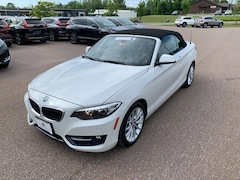 Used 2016 BMW 228i xDrive Convertible Burlington, Vermont