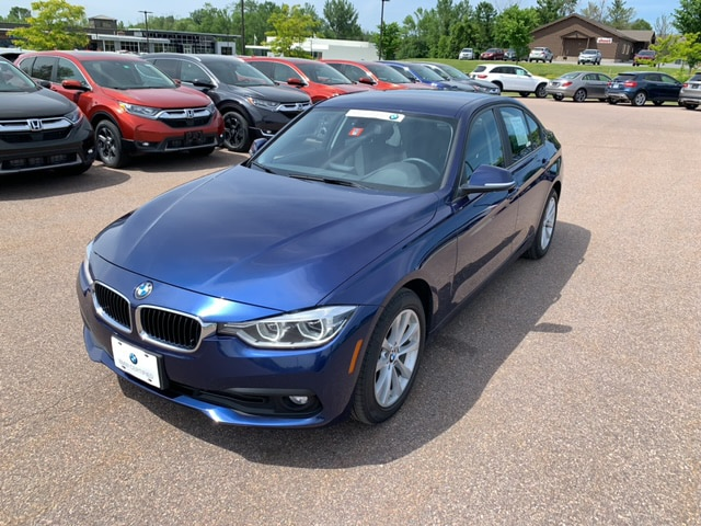 Certified Pre-Owned 2018 BMW 320i xDrive Sedan Burlington, Vermont