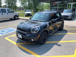 Certified 2016 MINI Countryman Cooper S SUV in Shelburne, VT