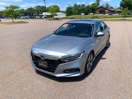 2018 Honda Accord EX-L 2.0T Sedan