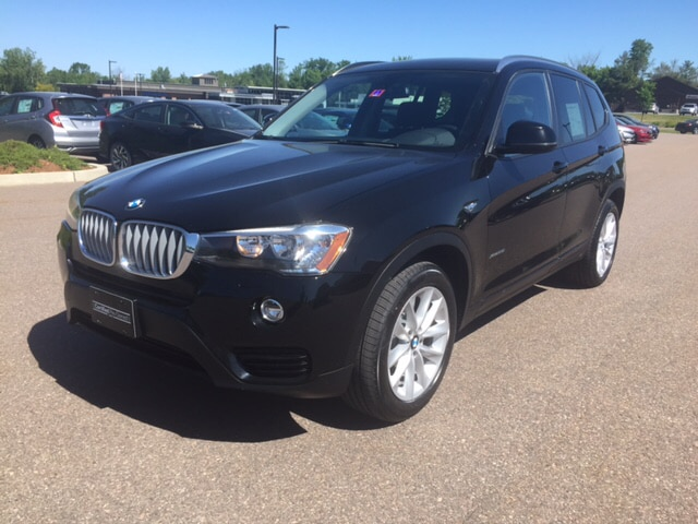 Certified Pre-Owned 2016 BMW X3 xDrive28i SAV Burlington, Vermont